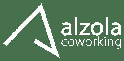 Logo Alzola Coworking Bilbao