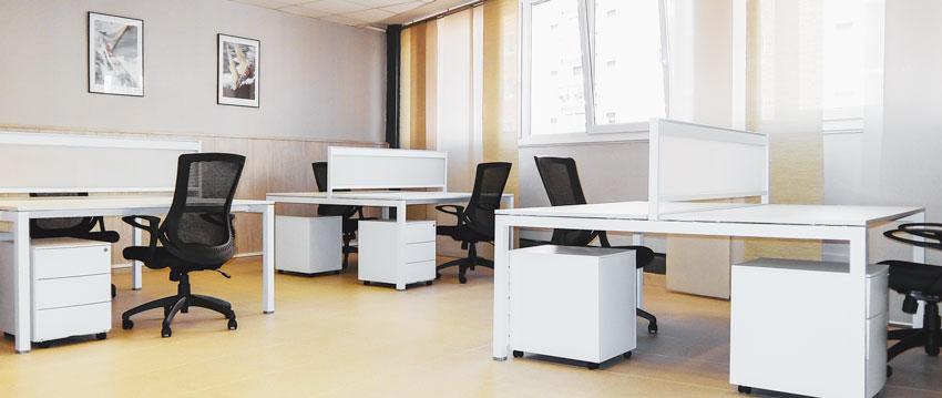 alquiler de despachos compartidos en Bilbao