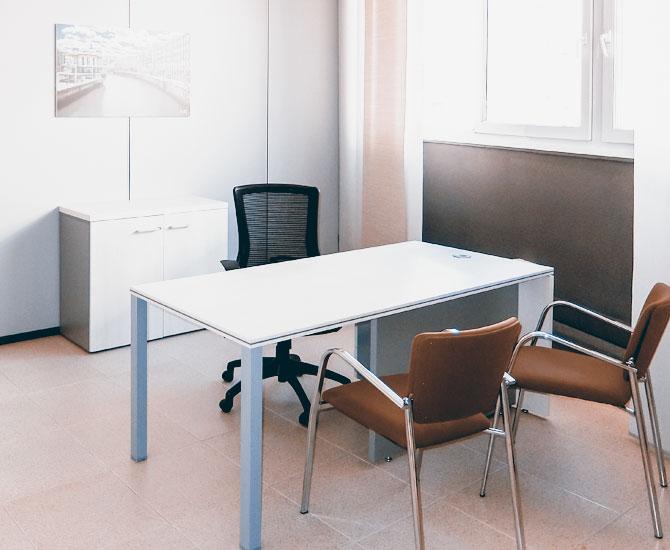 Alquiler oficinas privadas Bilbao