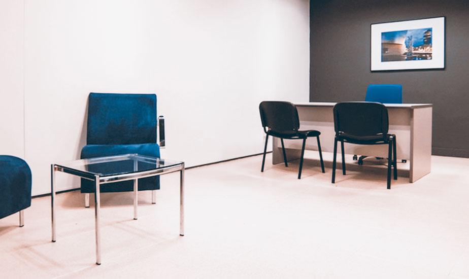 Alquiler oficinas Bilbao