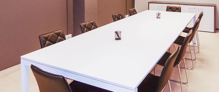 Alquiler de salas de reuniones en Bilbao