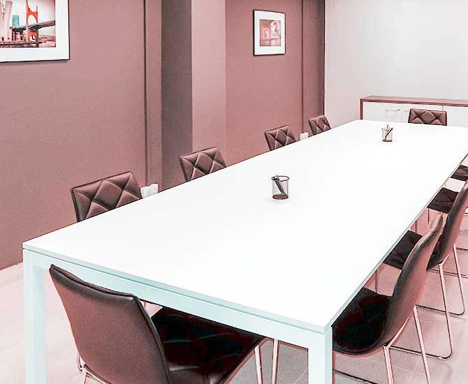 sala reuniones Bilbao