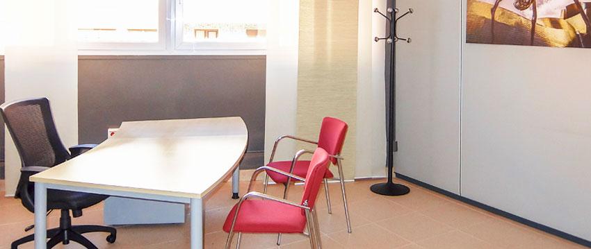 Oficinas privadas en Bilbao