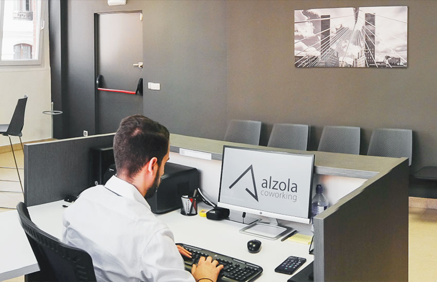 servicio oficina virtual en Bilbao